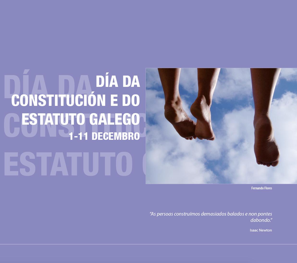 Día da Constitución e o Estatuto Galego